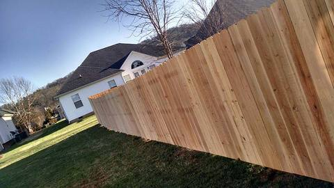 Residential Fence Installation